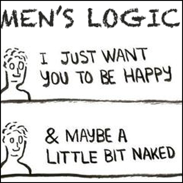 Men's Logic | TheFurFiles
