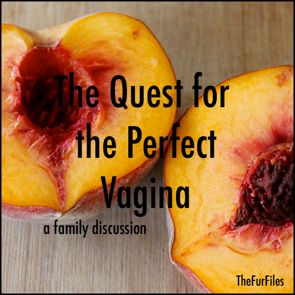 Living In A World Of Excess OR The Quest For The Perfect Vagina | TheFurFiles