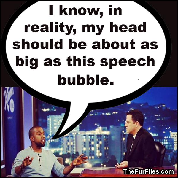 Kanye West, Super Genius | TheFurFiles