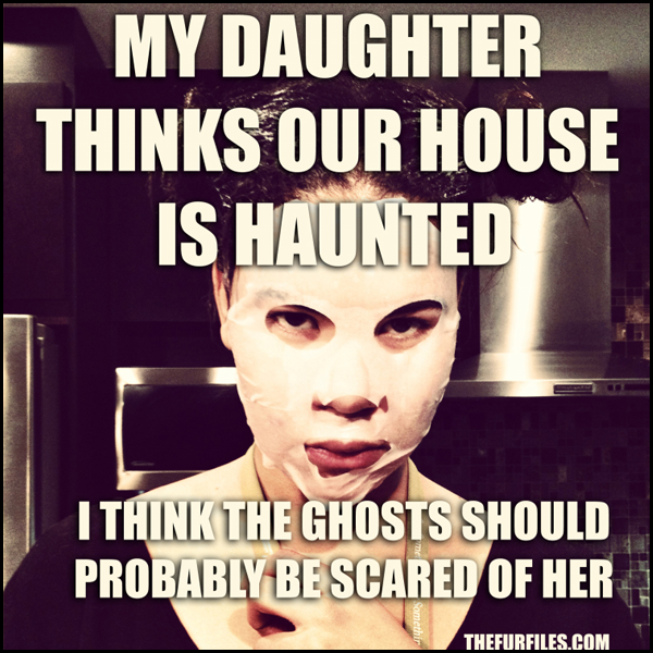 What To Do When Your House Is Semi-Haunted